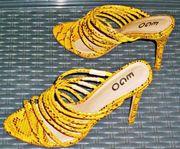 EGO Riemen Sandaletten High Heels