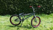 Biete BMX - Fahrrad