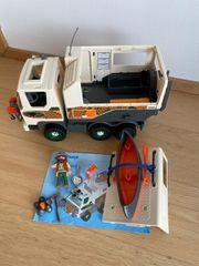 Playmobil Camping 4-teilig