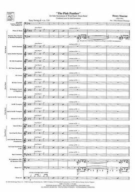 Noten Brass-Band Soloinstrument The Pink: Kleinanzeigen aus Altendorf - Rubrik Sonstiges, Noten, Midi