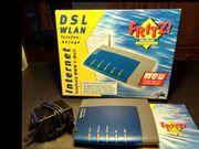 DSL-Router Fritz Box Fon Wlan