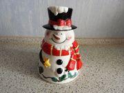 Weihnachten Vasen Keramikfiguren Deko-Artikel Bilder