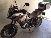 Garagen-gepflegte KTM 1190 Adventure zu
