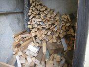 Verkaufe Brennholz zum Abholen