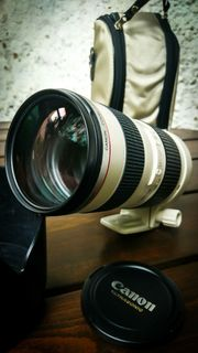 Canon EF 70 - 200 mm