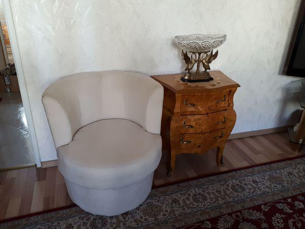 2 kleine Sessel Wohnungswechsel