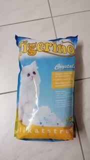 Katzenstreu Tigerino Crystals