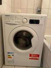 neue Waschmaschine von Privileg