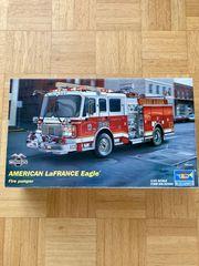 Feuerwehr Fire Pumper Trumpeter American