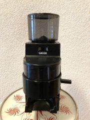 GAGGIA Kaffeemühle mit Portionierer