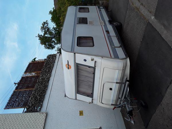 Gr Bürstner Wohnwagen Typ 480