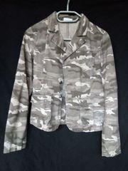 Kurzjacke Camouflage Gr M