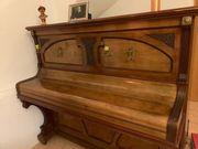 Klavier Jugendstil P Werner