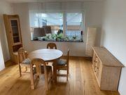 Eßzimmermöbel massiv von Bergmann Möbel