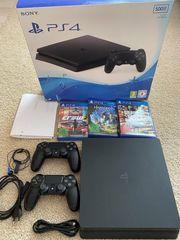 PS 4 Playstation wie neu