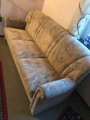 Sofa Couch mit Stauraum