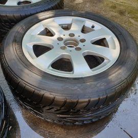 Sommer 195 - 295 - Mercedes orig Aluräder W211 210
