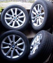 4x BMW ALU-Felgen 136 für