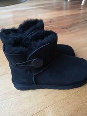 UGG Boots Stiefel schwarz Gr