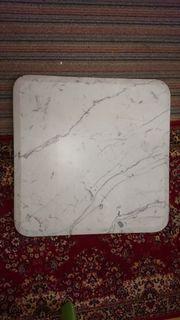 Marmor Tisch platte Tischplatte stein