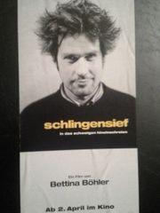 70 Berlinale Schlingensief Flyer