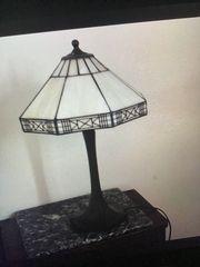 2 Alte Tischlampen
