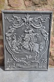 antikes Relief Fa Grohmann Kunstguss