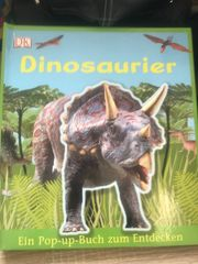 Verkaufe Dinosaurier Bücher