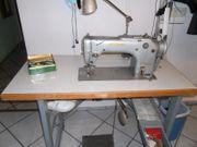 Dürkopp Nähmaschine komplett mit Tisch