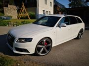 Audi A4 Avant Quattro S-Line