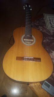 Gitarren Spielen üben