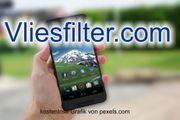 Top-Level com Domain - Vliesfilter com -