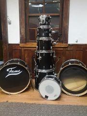Doublebass Drumset Fame Matt Schwarz