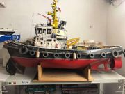 ROBBE NARDIN ODIN RC tugboot