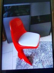4xCasala Casalino 70er Jahre Designer