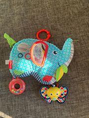 Kleiner Spiel-Elefant FisherPrice