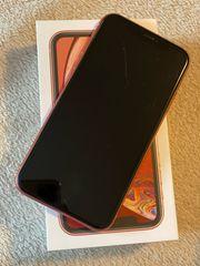 IPhone XR Koralle