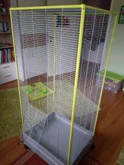 Vogelkäfig - Vogelvoliere
