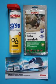 SONAX SX90 Plus Multifunktionsöl 400