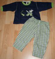 SET - Sweat-Shirt Hose - Größe 80 - Freizeit-Anzug