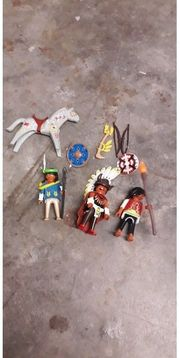 Playmobil Indianer