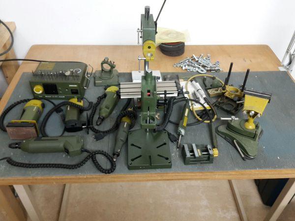 Elektrofeinwerkzeuge von Proxxon