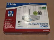 W-LAN Router D-Link DI-524UP