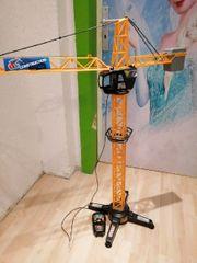 Elektrischer Bau kran construction für
