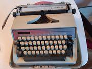 Alte Schreibmaschine Triumph Gabriele 25