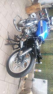 Honda cb 250 mit 19
