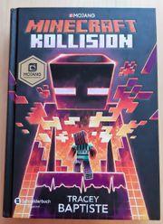 Minecraft - Kollision Roman Gebundene Ausgabe