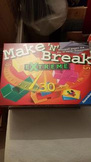 Make Break extreme
