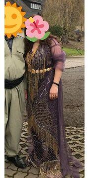 Kurdische Abendkleid