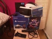 Playstation vr mit kamera